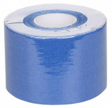 Banda Kinesio Tape 5cm x 5m albastru inchis, Merco