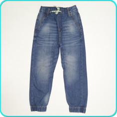 DE CALITATE → Blugi subtiri, talie elastica, H&M → baieti | 7—8 ani | 122—128 cm, Alta