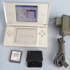 Consola joc Nintendo DS Lite + discheta + carcasa + incarcator - Consola Nintendo