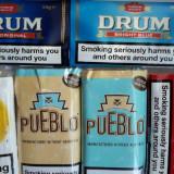 Tutun Drum , Golden Virginia , Pueblo, West 50 gr