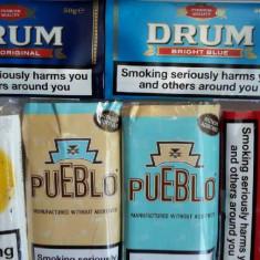 Tutun Drum, Golden Virginia, Pueblo, West 50 gr