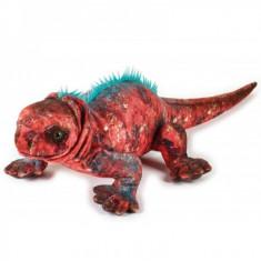 Jucarie din plus - National Geographic - Iguana marina mascul 47 cm - Jucarii plus