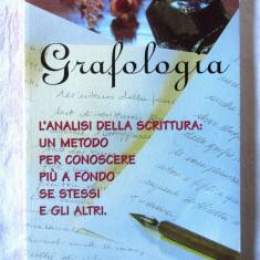 """""""GRAFOLOGIA. L'Analisi della Scrittura"""", Evi Crotti / A. Magni, 2000. Carte noua - Carte in italiana"""