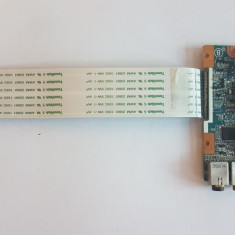 Modul USB + audio laptop Sony Vaio PCG-71211M ORIGINAL! Foto reale!