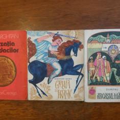6 carti ilustrate de povestiri istorice / R5P1F - Carte de povesti