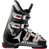 Clapari Atomic Waymaker JR 4 Black/White, Copii