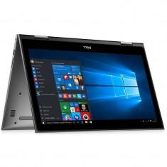 Laptop Dell Inspiron 5379 13.3 inch Full HD Touch Intel Core i7-8550U 8GB DDR4 256GB SSD Windows 10 Pro Grey 3Yr CIS