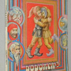 Carte povesti - Dodoaca si Biciusca - Eugen Dorcescu 1986 - Carte de povesti