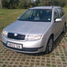 Skoda Fabia combi, An Fabricatie: 2003, Benzina, 121000 km, 1396 cmc