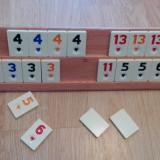 Rummy Kardesler – Suporți din lemn masiv - Joc board game