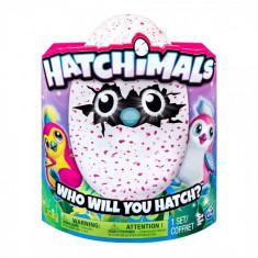 Hatchimals, pinguin in ou, verde