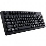 Tastatura mecanica Cooler Master Masterkey S Pro M Gaming , USB , Iluminare LED , Cherry MX Brown , Negru