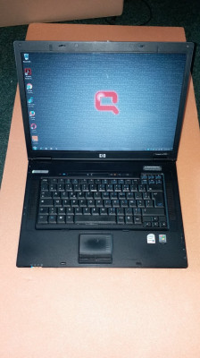 "Laptop Compaq HP NX7400 15.4"" Intel  Core 2 Duo 1.83 GHz, HDD 40 GB, 2 GB Ram foto"