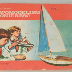 Navomodelism Pionieresc - Zelea Crantea 1984 - Carte sport