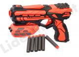 Pistol cu gloante din burete - soft bullet gun