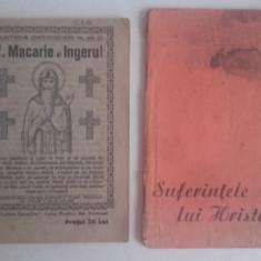 LOT 6 CARTI RELIGIOASE, PERIOADA INTERBELICA (3) - Carte de rugaciuni