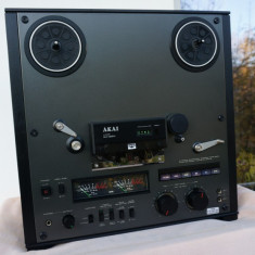 Magnetofon AKAI GX 620 Black