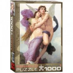 Puzzle 1000 piese The Ravishment of Psyche-William Adolphe Bouguereau