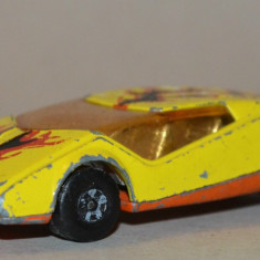 Macheta MATCHBOX Superfast nr. 33 Datsun 128 x - Macheta auto Matchbox, 1:60