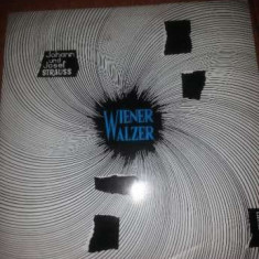 Johann und Josef Strauss –Wiener Walzer-Electrecord ECE 0186 vinil vinyl - Muzica Clasica