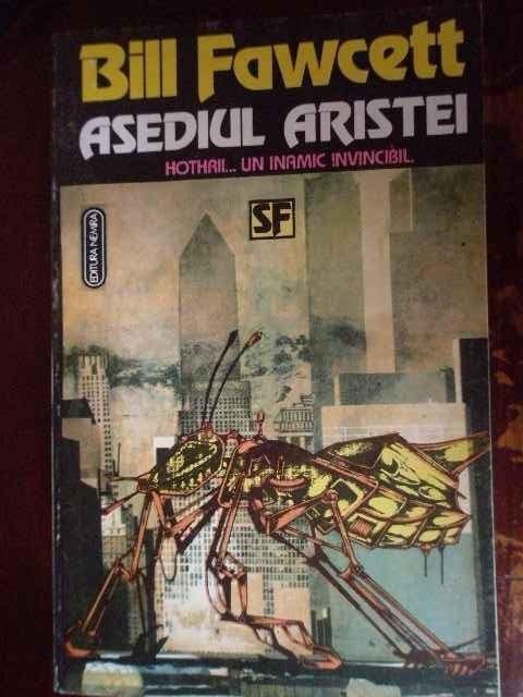 Asediul Aristei de Bill Fawcett
