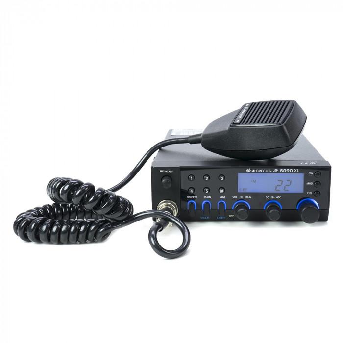 Resigilat : Statie radio CB Albrecht AE 5090XL Cod 12295