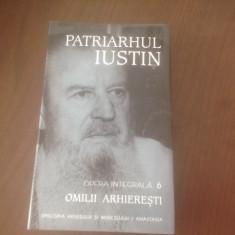 PATRIARHUL IUSTIN, OPERA INTEGRALA 6- OMILII LA NASTEREA SI INVIEREA DOMNULUI