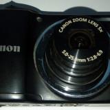 Canon PowerShot A810 negru - 16 MPx, zoom optic 5x, filmare HD - Aparate foto compacte