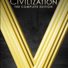 Civilization V The Complete Edition Pc (Steam Code Only) - Joc PC