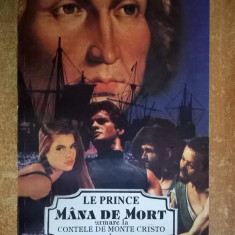 Le Prince - Mana de mort - Carte de aventura