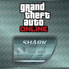 Grand Theft Auto V Megalodon Card (Social Club Code Only) - Joc PC Rockstar Games