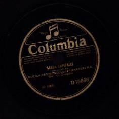 2 discuri patefon - Muzica Clasica Columbia, VINIL