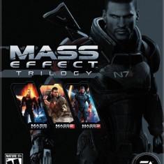 Mass Effect Trilogy Ps3 - Jocuri PS3 Ea Games