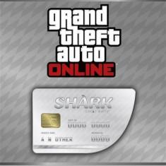 Grand Theft Auto V Great White Shark Card (Social Club Code Only) - Joc PC Rockstar Games