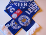 Fular fotbal - LEICESTER CITY FC (Anglia)