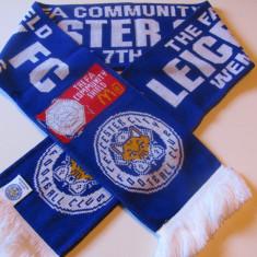 Fular fotbal - LEICESTER CITY FC (Anglia), De club