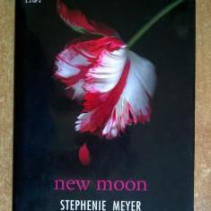 Stephenie Meyer – New Moon {lb. italiana} - Carte in italiana