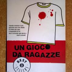 Andrea Cotti - Un gioco da ragazze - Carte in italiana