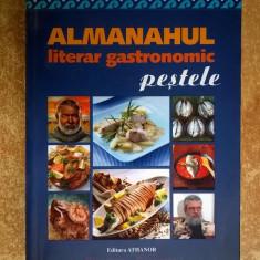 Almanahul literar gastronomic Pestele