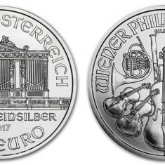 Cauti Austria 1 5 Euro 2014 -(Vienna Philharmonic) Argint