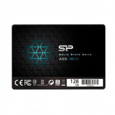SSD 128GB 2.5\' Silicon Power Ace A55 SATA3 R/W:560/530 MB/s 3D NAND - Hard Disk