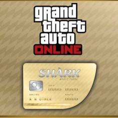 Grand Theft Auto V Whale Shark Card (Social Club Code Only) - Joc PC Rockstar Games