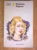 Honore de Balzac – Modeste Mignon, Honore de Balzac
