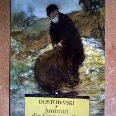 F. M. Dostoievski - Amintiri din casa mortilor {Leda} - Roman