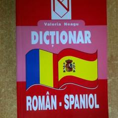 Valeria Neagu – Dictionar roman-spaniol
