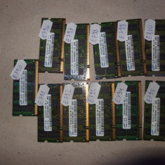 Memorie RAM laptop SODIMM DDR2 2GB 800mhz Samsung ( DDR 2 2 GB notebook )