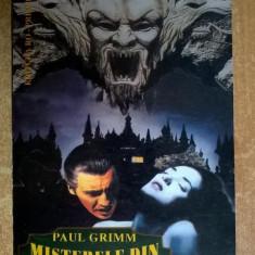 Paul Grimm - Misterele din palatul tarilor - Carte de aventura