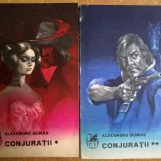 Alexandre Dumas – Conjuratii {2 volume} - Carte de aventura