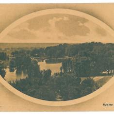 4052 - CRAIOVA, Bibescu Park - old postcard - unused - Carte Postala Oltenia 1904-1918, Necirculata, Printata