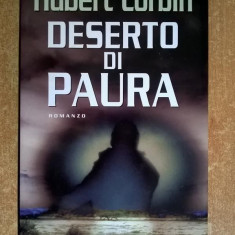 Hubert Corbin - Deserto di paura - Carte in italiana